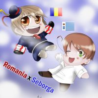 Request: Aph Romania and Seborga by Humblehistorian