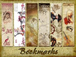 Bookmarks by auRoraBor