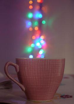 I'd Like a Cup of Bokeh by Fudgee0
