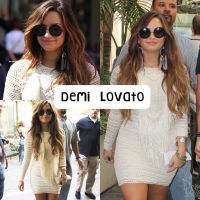 Demi Candid by HowToLoveEditions