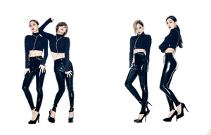 Miss A -Hush-  *RENDER* by K-popx3