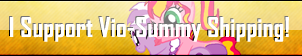 I support Vio-Summy shipping by CHERR1BL0SS0M