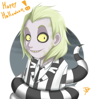 Beetlejuice by JotaMendes
