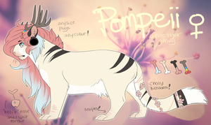 Ref sheet:// Pompeii by overIord