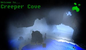 Minecraft Creeper Cove by Roqd