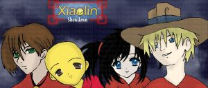 Xiaolin Dragons by Pepsi-McFLY