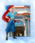 ariel's undersea adventure by briannacherrygarcia