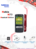 nokia n73 advertising by Newfelhdd