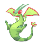 Flygon by RAWr-its-ASH
