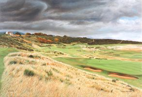 Royal Dornoch by NewAgeTraveller