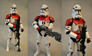 Clone Trooper (91st Mobile Reconnaissance Corps) by Mace-X