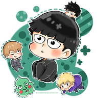 mob squad by Brabbitwdl
