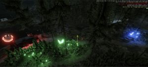 Hand of Nod and Tiberium Background 2 by BioCloneX