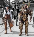 steam punk  k by cosplayoverlord