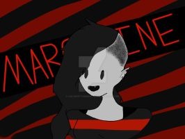 Marceline the Vampire Queen by Ask-MarytheMonster