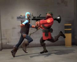 TF2 moments-'%$#@' by HanakoFairhall