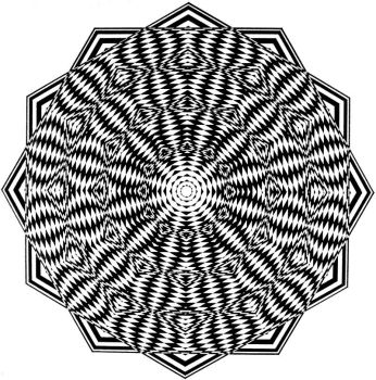 Woven Hexagons by carchesium