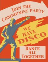 Communist disco party by MasterSuperLemon