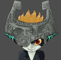 Midna by I-Redeemer-I