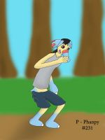 Pokemon P: Phanpy Tf