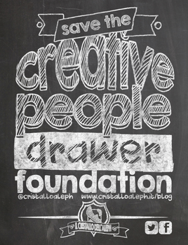 save the creative people drawer foundation by n3k0sys