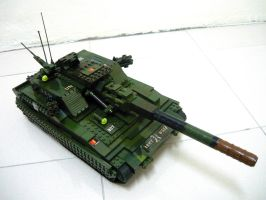 """Lego Tank Destroyer """"Mix"""" 4 by SOS101"""