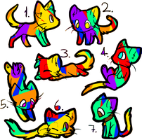 Free Cat Adopt by celest586