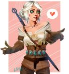 Ciri by Lillkun