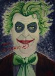 why so serious by jusbrublis