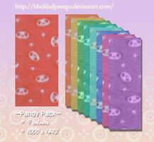 Pandy Pack by BlackLadySango