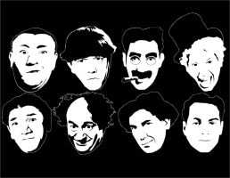 Original Kings of Comedy by senorfro