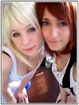 Kairi and Namine DaID by HeavenAndSky