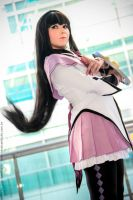 Homura so serious by mila-tiemy