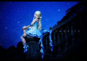 Chobits: A city with no people by xmiriee