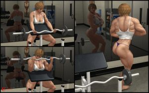 Julie's Light Workout by cmlcml