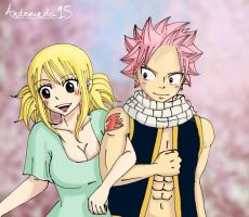 Nalu Week Day 5- Firsts by Andromeda15