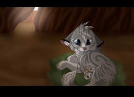New Life || CloudyCliff Born by rainwolfeh