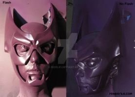 Huntress Mask - Finished versi by Riddle1