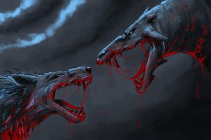 deadly creatures by Apsaravis