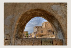 Inside the frame. by israelfi