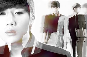 KIM SUNGGYU  Another Me by doublebubblegraven