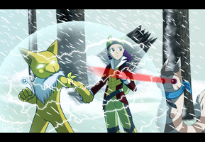 UBF - Challenging the Blizzard by BlazeTBW
