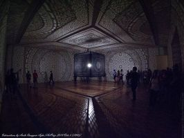 Intersections by Anila Quayyum Agha by KBeezie