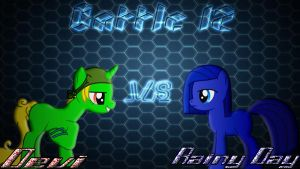 Pony Kombat New Blood 4 Round 1, Battle 12 by Macgrubor