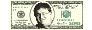 Gaben is coming for you the 25th... by HybridGreyFox