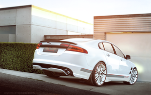 Promiz Jaguar XJF rear by GoodieDesign