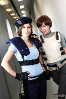 Jill and Rebecca_S T A R S by FairyScarlet