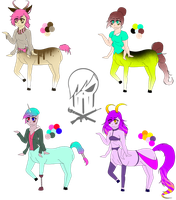 Cheap Dykin Adoptable Batch 1 OPEN by TheChicRecruit