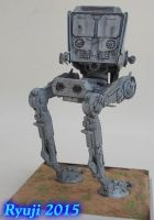 Bandai AT-ST03 by celsoryuji