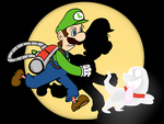 Adventures of Luigi by ShinyStrawberry